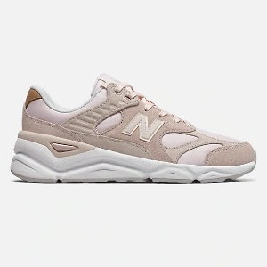 New Balance奶茶色 X-90 Reconstructed 女款