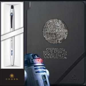 Click and Journal Star Wars™ R2-D2 Gift Set
