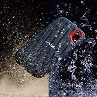低至$39.99 2TB SSD史低$279.99限今天:亚马逊一日移动硬盘产品促销 多品牌可选
