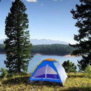 $17.99(原价$22.97)Happy Camper 户外双人用帐篷
