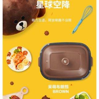 众测 | 九阳电火锅,岂能只是火锅🍲那么简单?快来和布朗熊一起热闹食光,玩转美食吧✌️