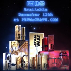 10% OffNew Release: Pat McGrath Star Wars Collection