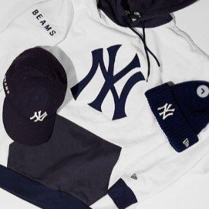 低至7折 £16.8入冷帽黑五价:New Era 上衣、潮帽、包包 折扣专区 限时热卖