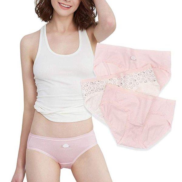 Emilia 全面舒适内裤3件套