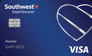 Earn 40,000 pointsSouthwest Rapid Rewards® Premier Credit Card