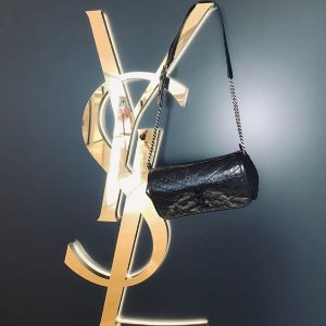 9折!Logo Woc包£396!Saint Laurent 最全款式奇迹在线 Niki、Kate、Lou、信封等你入