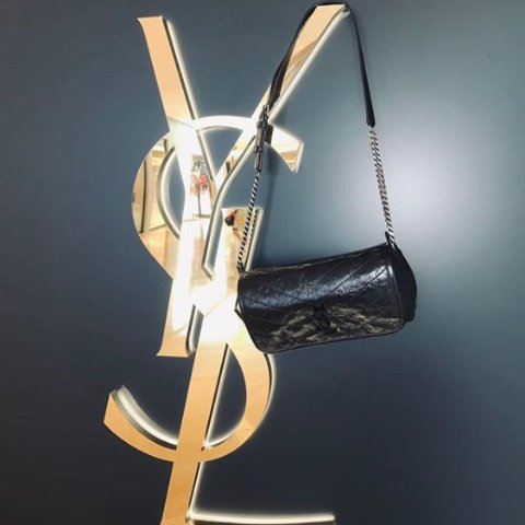 8.5折!白色信封包£722Saint Laurent 最全款式奇迹在线 Niki、Kate、Lou、信封等你入