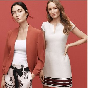 Up to 70% Off + Extra 15% OffAnn Taylor Factory Sale