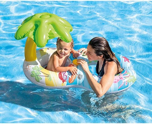 宝宝游泳圈