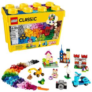 $40.68 (原价$79)LEGO 10698 经典创意大号积木盒 790片