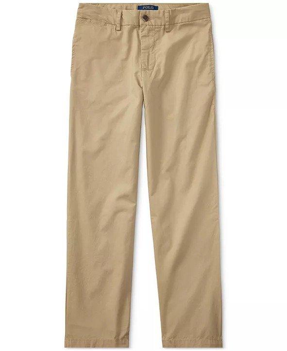男大童休闲长裤