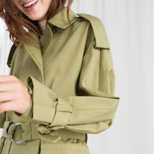 Up to 60% Off + Free Shipping& Other Stories Jackets & Coats Sale