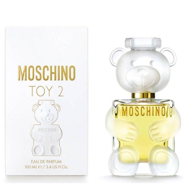 Moschino Toy 2淡香水Vapo 100ml