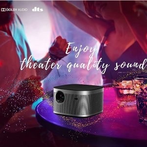 8折起 澳亚自营发货XGIMI极米 高清1080P投影仪 家庭影音领导者