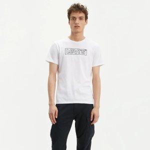 Levi'sBox Tab Logo Outline Tee Shirt