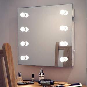 $10.99 (原价$19.99)MINGER 好莱坞风格化妆镜专用LED灯串