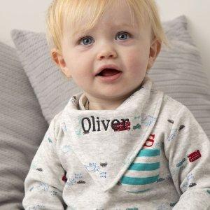 低至5折+额外低至8折My 1st Years 婴幼儿服饰用品新款上架 萌萌的独角兽给你一个甜美的梦