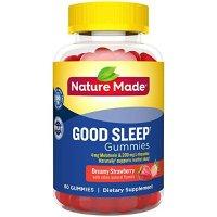 Nature Made 睡眠辅助软糖 60粒