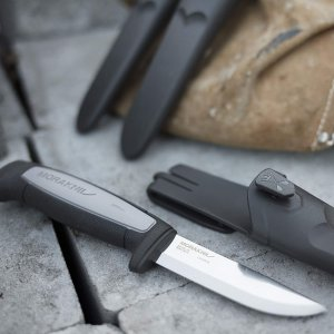 Morakniv 3.6寸多用刀 带刀套