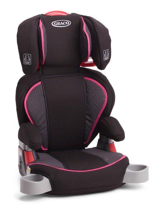 高背安全座椅