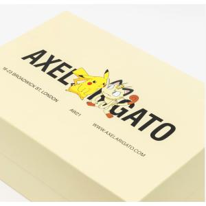 £80就收 皮卡丘在线Axel Arigato X Pokemon宠物小精灵 联名上市 火遍Ins小众潮鞋
