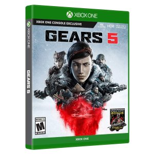 Gears 5 - Xbox One + Apex Legends Starter Pack