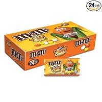 M&M's M&M 白巧克力豆 24袋装