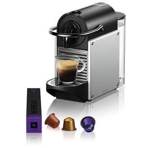史低价:De'Longhi EN 124 胶囊咖啡机  特价 比黑五低 送 €40Nespresso代金券