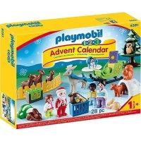 Playmobil 森林圣诞日历