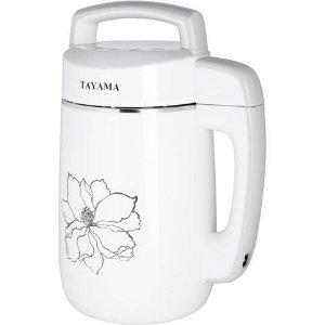 $29.99+免邮 史低价Tayama DJ-15S多功能豆浆机 白色