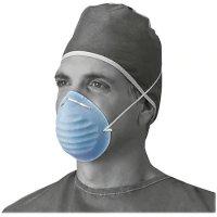 Medline 防液体口罩  50个