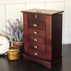 $34.99Hand Crafted Jewelry Armoire @ Best Choice Products