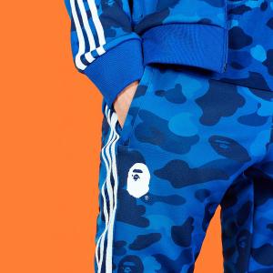定价太划算,$60开抢adidas Originals x BAPE 最新联名服饰来袭,$140封顶