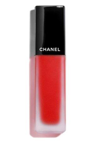 Chanel 丝绒哑光唇釉