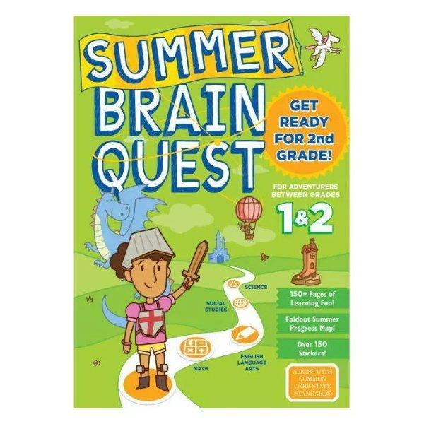 Summer Brain Quest 练习册
