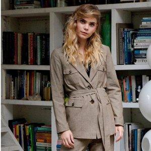 上新:Jovonna 春季新品上架 英国小众设计师品牌 给春日带来一抹亮色
