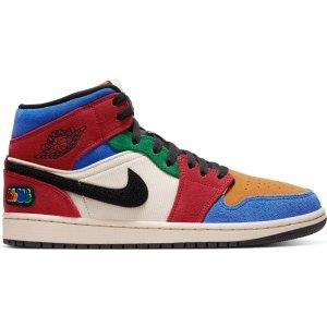 NikeJordan 1 Mid SE 运动鞋