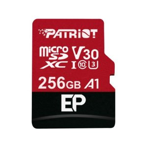 Patriot Memory 256GB EP系列 A1 U3 MicroSDXC卡