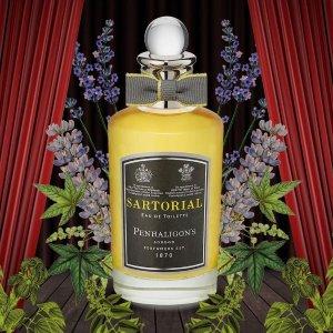 低至7.5折 €62收鸢尾欣庭Penhaligons 潘海利根 沙龙香大促 英国皇室香氛 get优雅气质