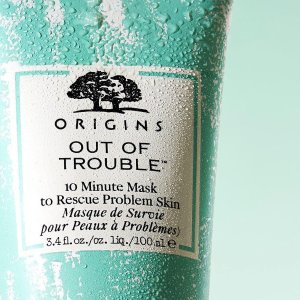 Last Day: $20 off $45 With 10 Mimute Mask Purchase+ free Drink Up Intensive Overnight mask @ Origins