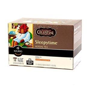 Celestial SeasoningsK-cup 咖啡胶囊 12颗