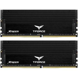 $74.99 CJR颗粒Team T-Force XTREEM 16GB (2 x 8GB)DDR4 3600 内存