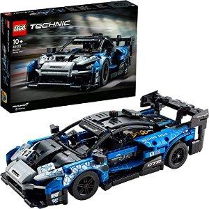 Lego42123 Technic 迈凯伦 塞纳 GTR 赛车