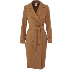 Max MaraTrench coat dress