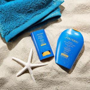 低至6.6折Shiseido 护肤热卖 收洁面