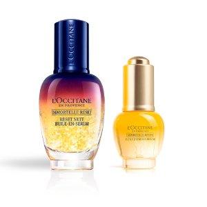 L'OccitaneRadiant Oil Skincare Duo