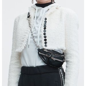 满额最高减$128Alexander Wang 新款腰包、单肩包热卖
