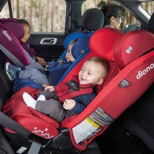 $379.99(原价$439.99)Diono Radian 3合1 成长型儿童汽车座椅 史上最坚固座椅 5色选