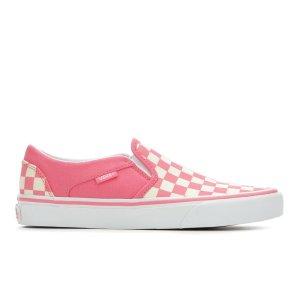 Vans帆布运动鞋