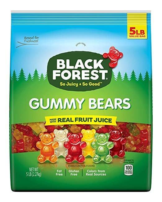 小熊软糖 5磅